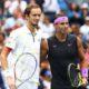 Daniil Medvedev & Rafael Nadal