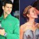 Jelena Djokovic & husband