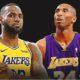 Kobe Bryant & Lesbron James