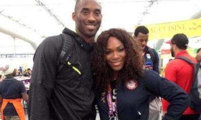 Kobe Bryant and Serena Williams