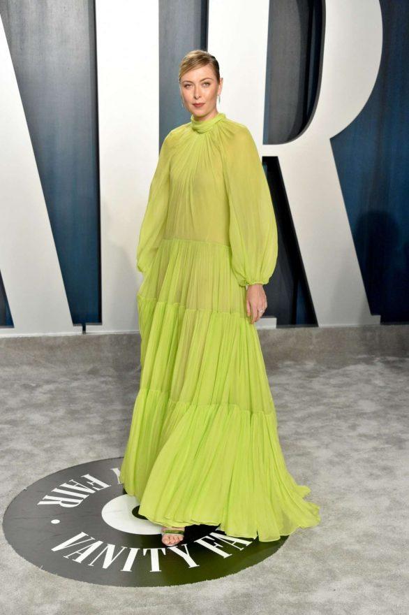 Maria-Sharapova---2020-Vanity-Fair-Oscar-Party-in-Beverly-Hills