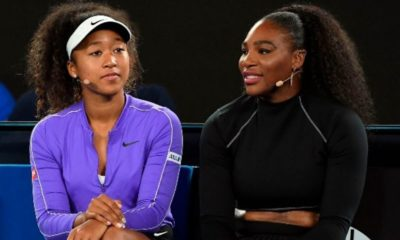 Naomi Osaka & Serena Williams