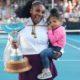 Serena Williams & daugther