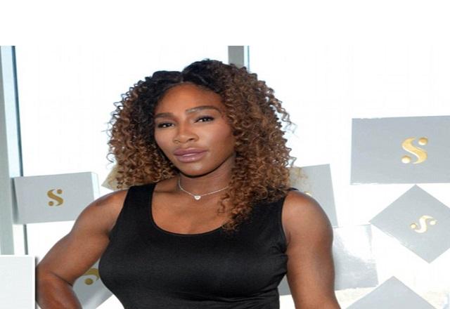 Serena Williams is beautiful
