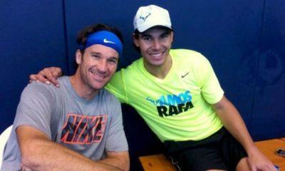 coach and rafael nadal