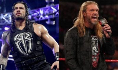 Edge & Roman Reigns