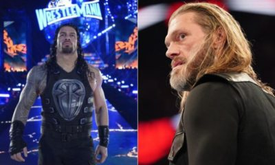 Edge and Roman Reigns