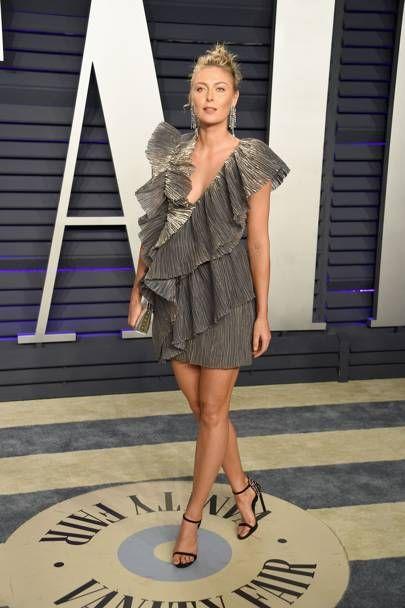 Maria Sharapova Oscar 2019