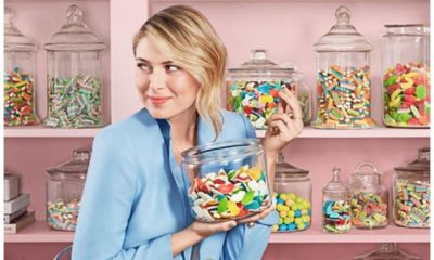 Maria Sharapova sweet