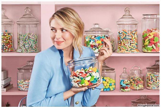 Maria Sharapova sweet
