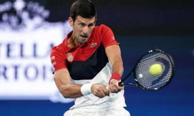 Novak Djokovic act