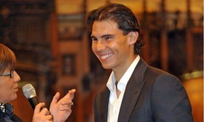 Rafael Nadal tooth