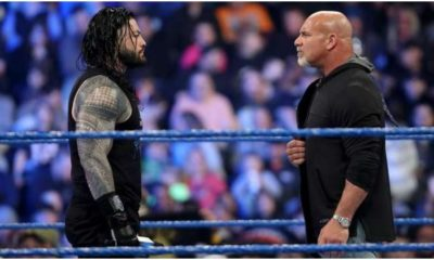 Roman Reigns & Goldberg