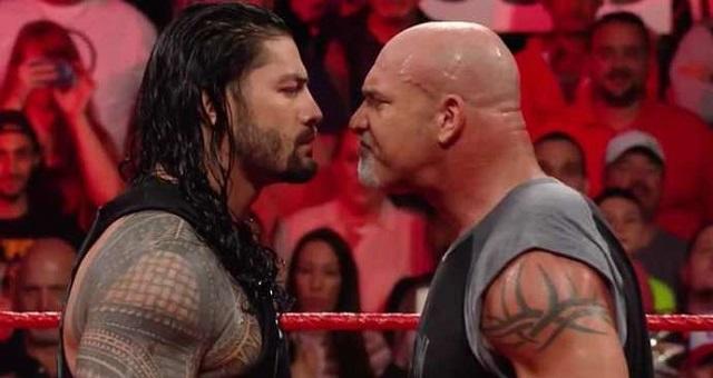 Roman reign and Goldberg