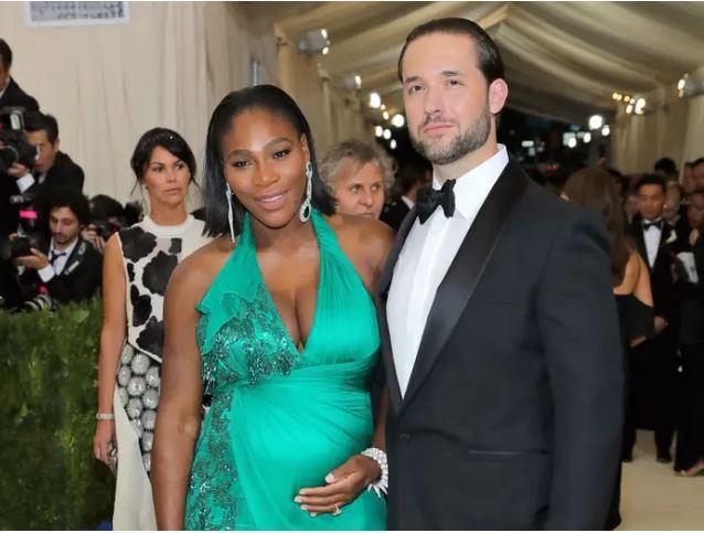 Serena Williams and husband