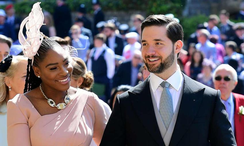 Serena-Williams-with-husband-Alexis-Ohanian