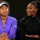 Naomi Osaka & Serena Williams