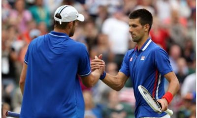 Novak Djokovic & Andy Roddick