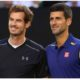 Novak Djokovic and Andy Murray