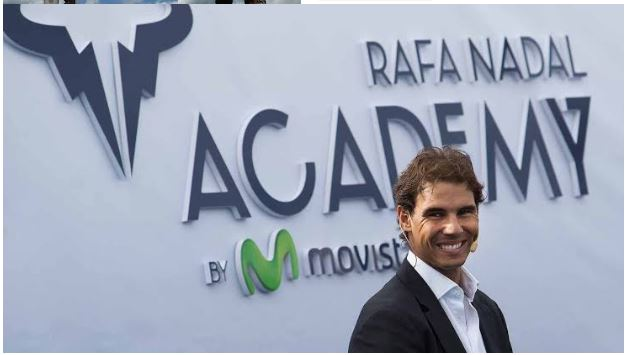 Rafael Nadal academy