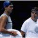 Rafael Nadal and uncle