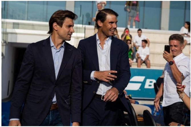 Rafael Nadal foundation