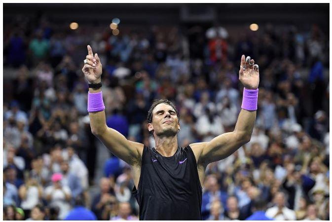Rafael Nadal thankful