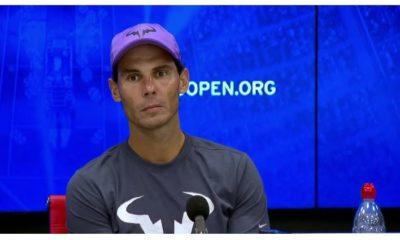 Rafael Nadal speaks