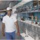 Rafael Nadal walking