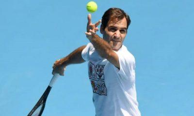 Roger Federer youth