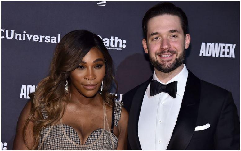 Serena Williams & HUSBAND