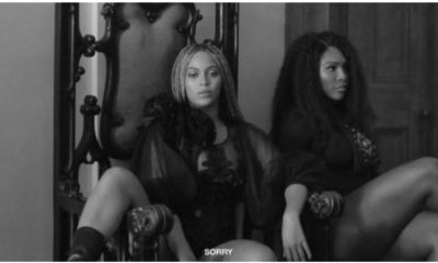 Serena Williams and Beyonce