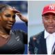 Serena Williams and Spike Lee