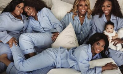 Serena Williams and sisters