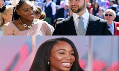 Serena Williams family and sister