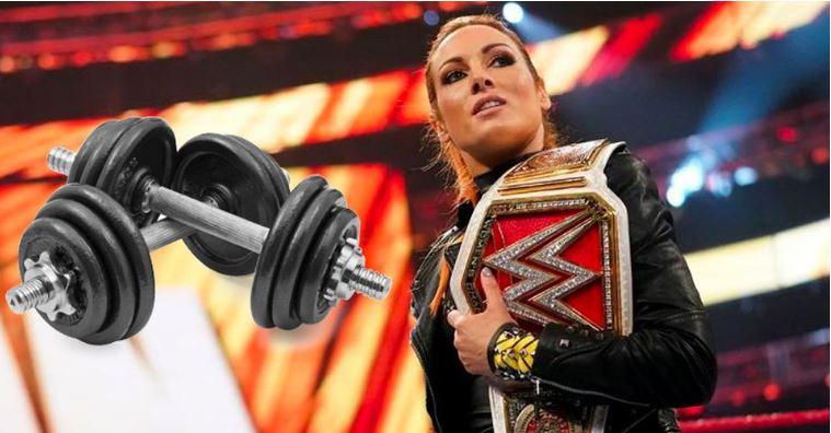 Becky lynch gym
