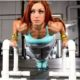 Becky lynch workout