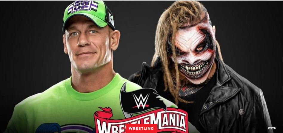 John Cena and The Fiend