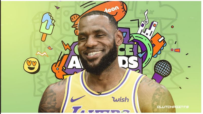 Lebron James smile won