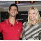 Novak Djokovic and Maria sharapova snap