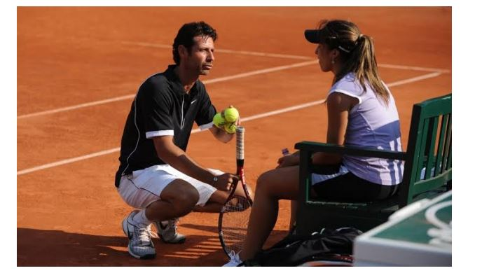 Patrick and Aravane Razai