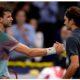 Roger Federer and Grigor