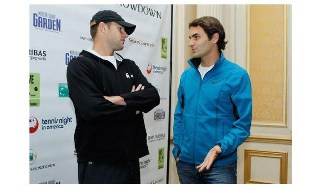 Roger Federer explain