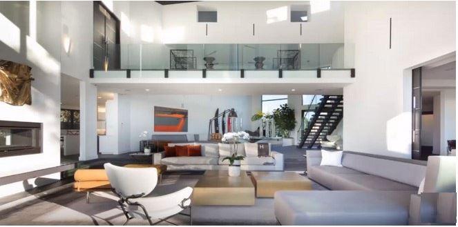 Roger Federer mansion