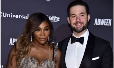 Serena Williams & HUSBAND