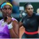 Serena Williams and Sloane Stephens