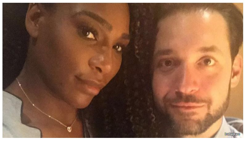 Serena Williams and husband face