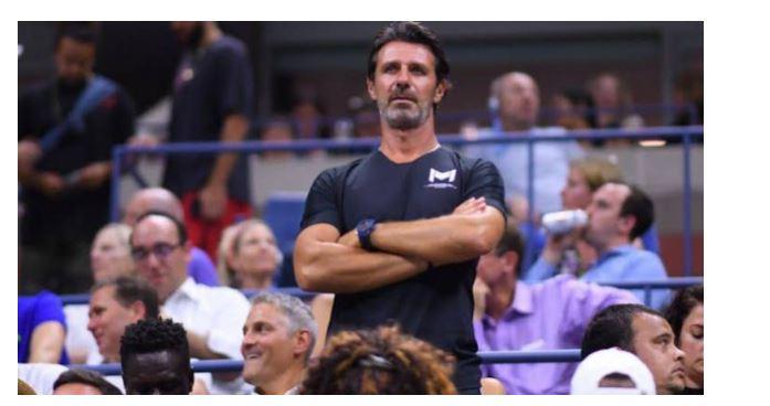 Serena Williams coach