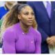 Serena Williams look forward