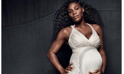 Serena Williams pregnancy